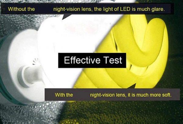 Decentné polarizované okuliare do auta pre šoférov