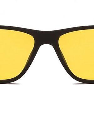 Decentné polarizované okuliare na šoférovanie v noci a hmle