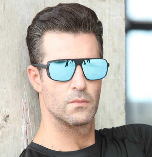 Luxusné okuliare pre šoférov na nočnú jazdu automobilom