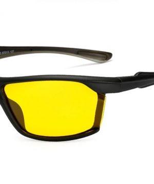 Športové polarizované okuliare vhodné na šoférovanie v noci