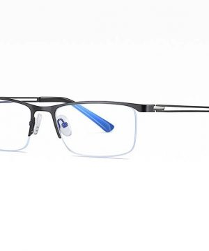 Business luxusné okuliare s filtrom proti žiareniu počítača - čierne