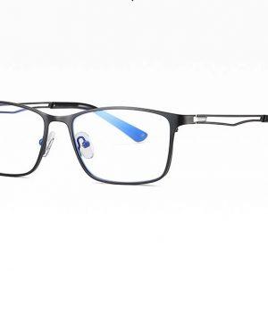 Moderné odolné okuliare s filtrom na prácu s počítačom