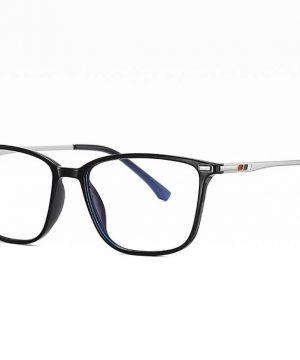 Štýlové okuliare s ochranným filtrom na prácu s počítačom