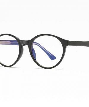 Štýlové retro okuliare s filtrom na prácu pri počítači