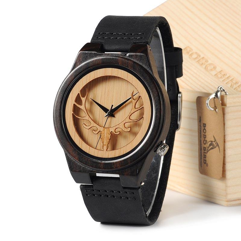 Luxusné-prepracované-pánske-hodinky-v-drevenom-prevedení-a-koženým-remienkom-1