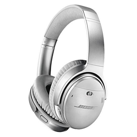Luxusné bezdrôtové slúchadlá Bose QuietComfort 35 II silver