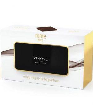 Luxusný osviežovač vzduchu VINOVE men's Rome Wood