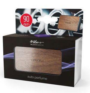 Luxusný osviežovač vzduchu VINOVE Prestige line Milano