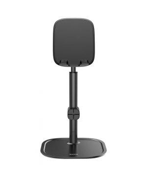 Luxusný stojan pre smartfóny a tablety v čiernej farbe
