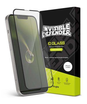 Luxusné tvrdené sklo pre iPhone 13 MINI, Invisible Defender ID