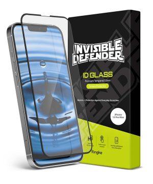 Luxusné tvrdené sklo pre iPhone 13 PRO MAX, Invisible Defender ID